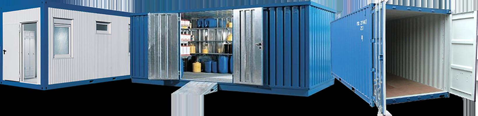 Locação de Container em Curitiba, São Paulo e Porto Alegre